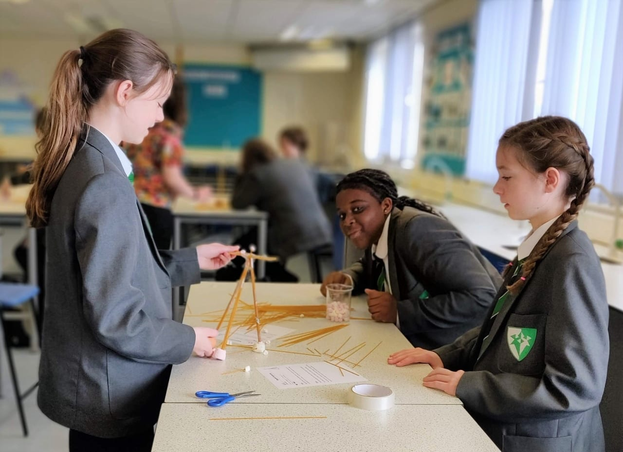 'Able and Talented' Holgate Academy students visit sixth form