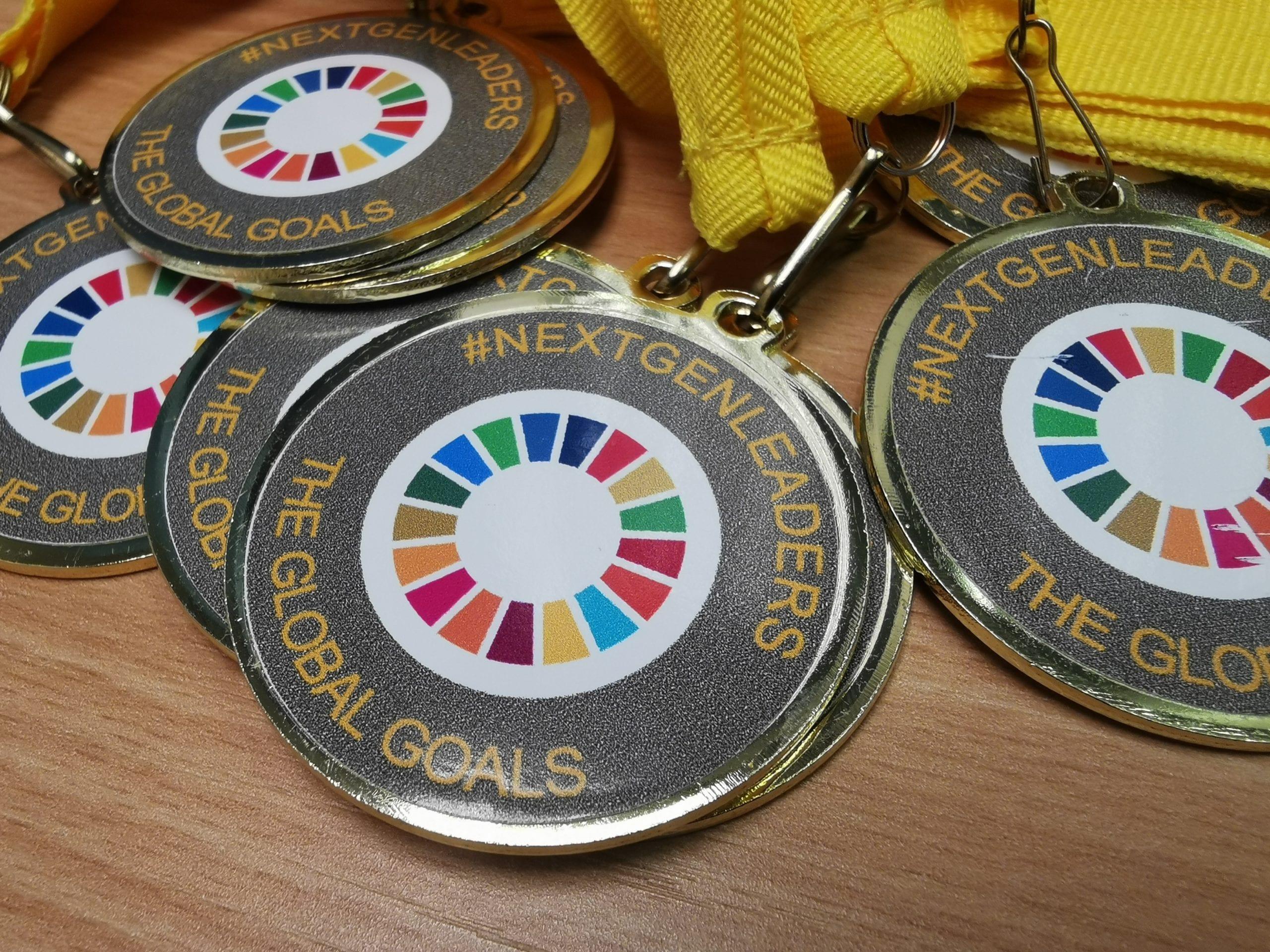 Year 13 students win Best Community Partnership award